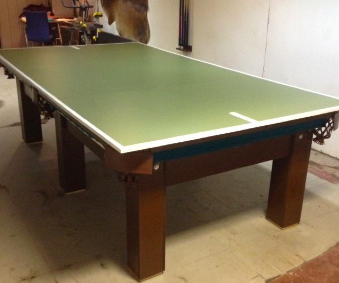 Cubierta para ping pong